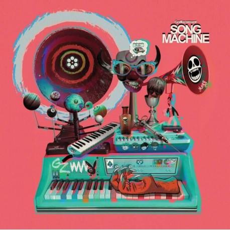 "Gorillaz "" Gorillaz presents song machine, season 1 """
