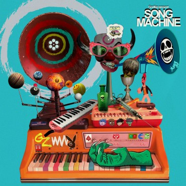 "Gorillaz "" Gorillaz presents song machine, season 1 """