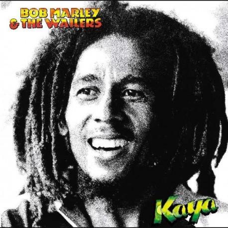 "Bob Marley & The Wailers "" Kaya """