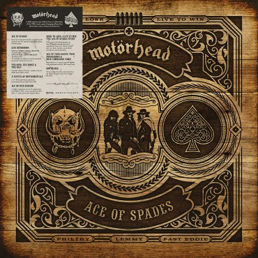 "Motorhead "" Ace of spades """