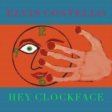 "Elvis Costello "" Hey clockface """