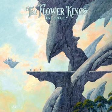 """Flower Kings """" Islands """""""