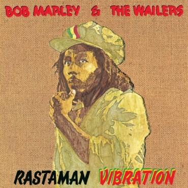 "Bob Marley & The Wailers "" Rastaman vibration """