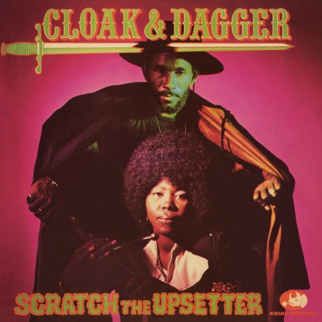 "Lee Scratch Perry & The Upsetters "" Cloak & Dagger """