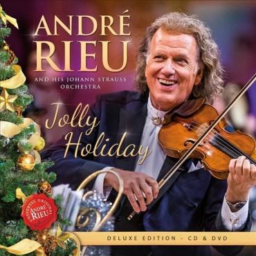 "André Rieu "" Jolly holiday """