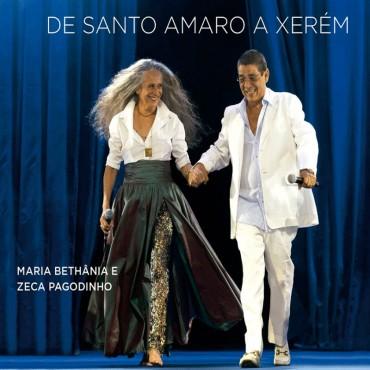 """Maria Bethania e Zeca Pagodinho """" De Santo Amaro a Xerém """""""