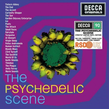 The Psychedelic Scene V/A