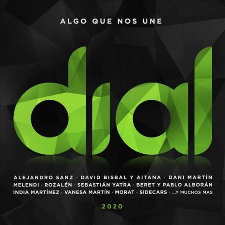 """Cadena Dial """" Lo mejor de nuestra música 2020 """" V/A"""