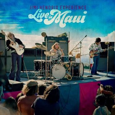 "Jimi Hendrix Experience "" Live in Maui """