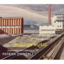 "Brad Mehldau, Kevin Hays & Patrick Zimmerli "" Modern music """