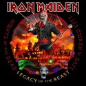 "Iron Maiden "" Nights of the dead, legacy of the beast-Live in Mexico City """