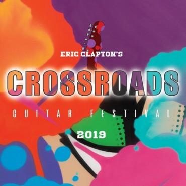 Eric Clapton's Crossroads guitar festival 2019