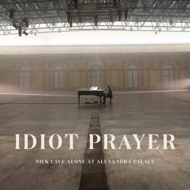 "Nick Cave "" Idiot prayer: Live alone at Alexandra Palace """