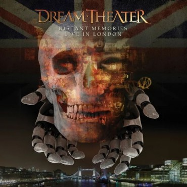 "Dream Theater "" Distant memories-Live in London """