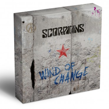 "Scorpions "" Wind of change: The iconic song """