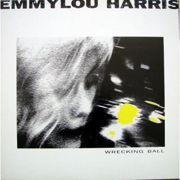 """Emmylou Harris """" Wrecking ball """""""