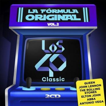 Los 40 classic vol.2 V/A