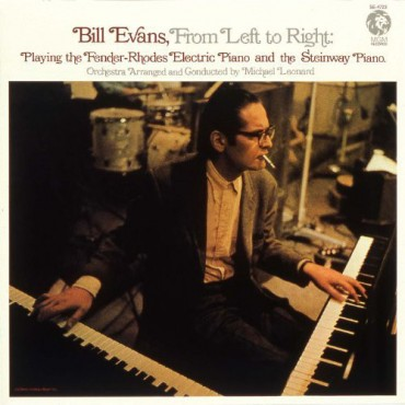 """Bill Evans """" From left to right """""""