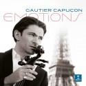 "Gautier Capuçon "" Emotions """