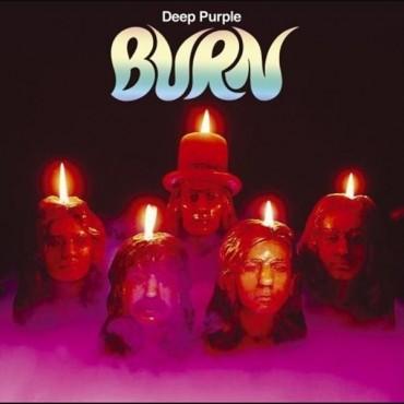 "Deep Purple "" Burn """