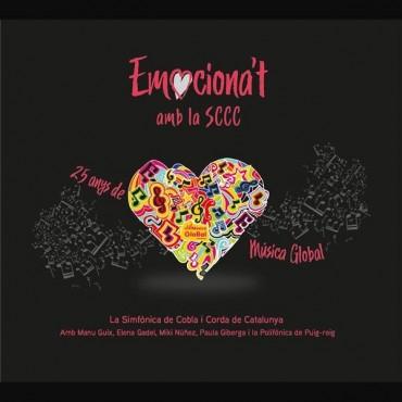 Emociona't amb la SCCC, 25 anys de Música Global V/A