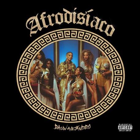 """Raw Alejandro """" Afrodisíaco """""""