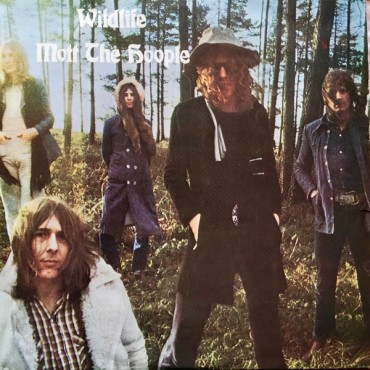 "Mott The Hoople "" Wildlife """