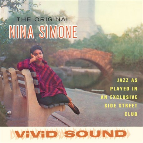 "Nina Simone "" Little girl blue """