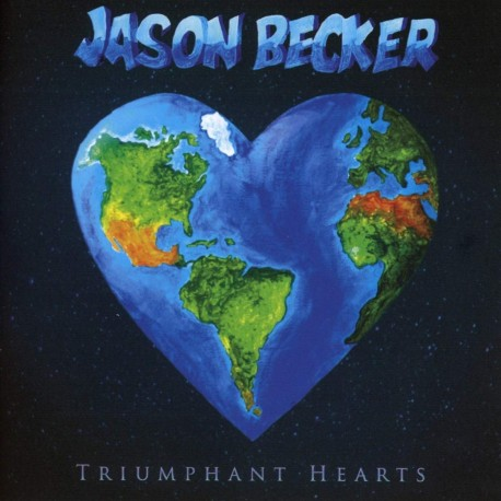 """Jason Becker """" Triumphant hearts """""""