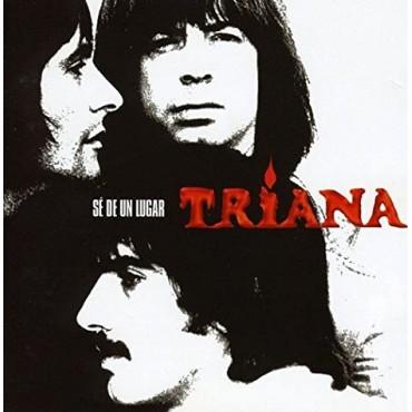 """Triana """" Sé de un lugar """""""