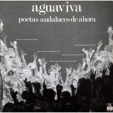 """Aguaviva """" Poetas andaluces de ahora """""""