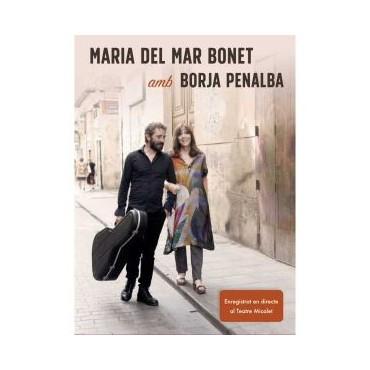 """Maria del Mar Bonet amb Borja Penalba """" Maria del Mar Bonet amb Borja Penalba """""""