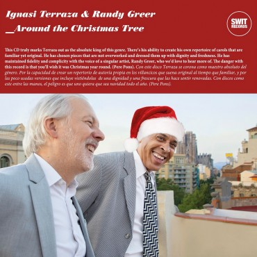 "Ignasi Terraza & Randy Greer "" Around the christmas tree """