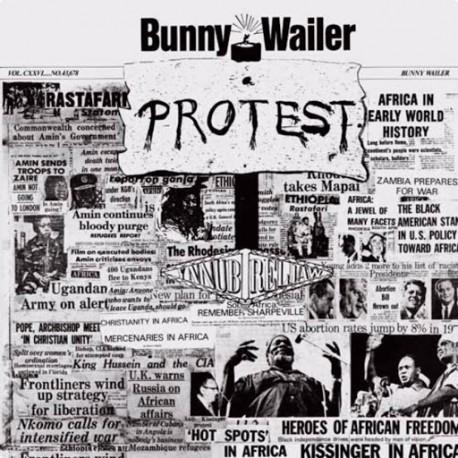 "Bunny Wailer "" Protest """