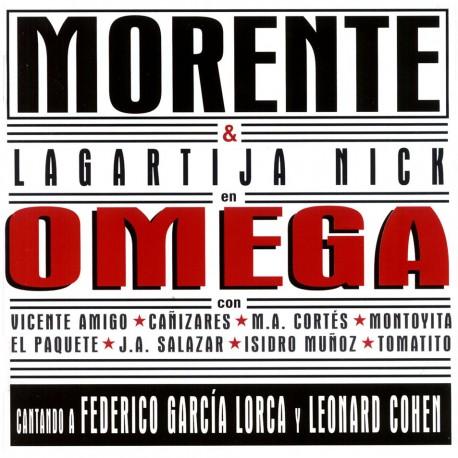 "Enrique Morente "" Omega """