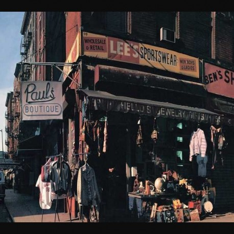 "Beastie Boys "" Paul's Boutique """