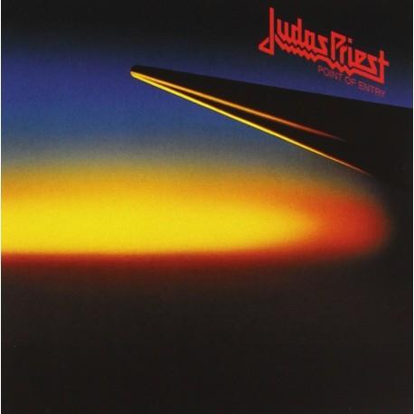 "Judas Priest "" Point of entry """