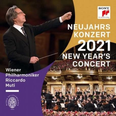 """Riccardo Muti """" Concierto de año nuevo 2021 """""""
