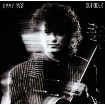 """jimmy Page """" Outrider """""""
