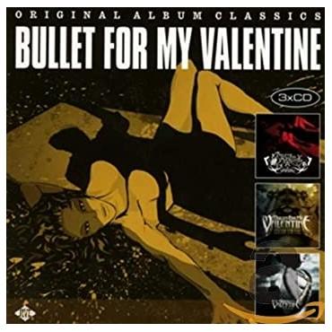 """Bullet For My Valentine """" Original album classics """""""