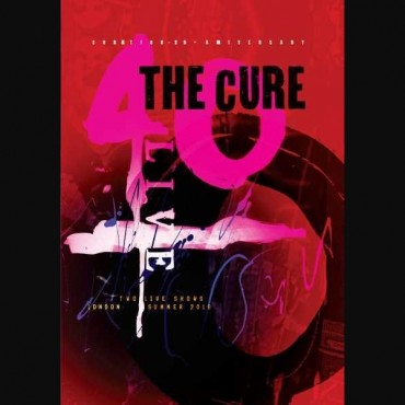 """The Cure """" Curaetion 25-Anniversary """""""
