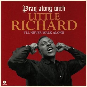 "Little Richard "" Pray along with Little Richard """
