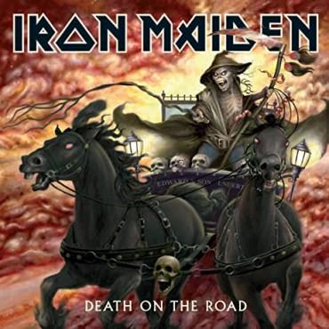"""Iron Maiden """" Death on the road """""""