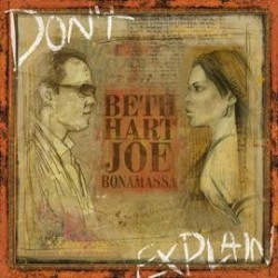"Joe Bonamassa & Beth Hart "" Don't explain """