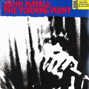 "John Mayall "" The turning point """