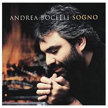 """Andrea Bocelli """" Sogno """""""