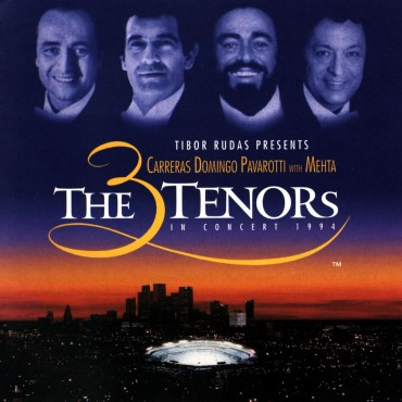 """The Three Tenors """" In concert 1994 """""""