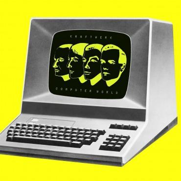 """Kraftwerk """" Computer world """""""