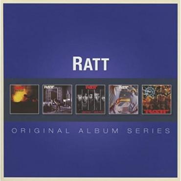 """Ratt """" Original album series """""""