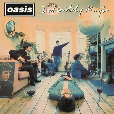 "Oasis "" Definitely maybe """